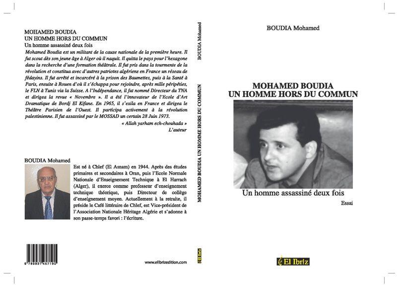 Couverture- Boudia